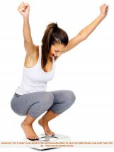 kobieta podczas ćwiczenia